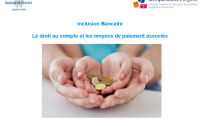 Intervention de la banque de France